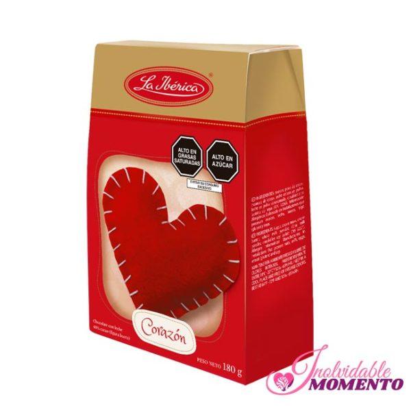 Comprar Regalo Corazón de Chocolate 180G