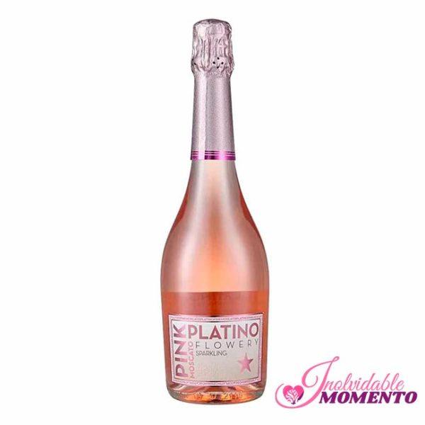 Comprar Regalo Espumante PLATINO FLOWERY
