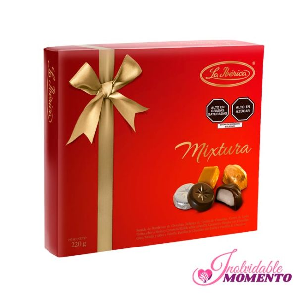Comprar Regalo Mixtura de Chocolate 220G