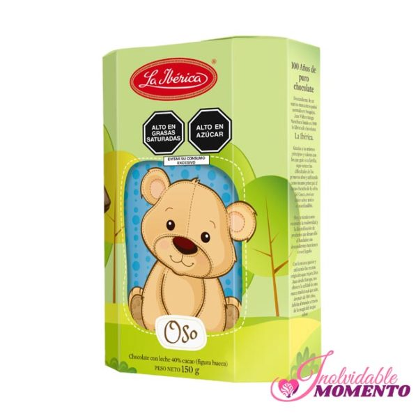 Comprar Regalo Oso de Chocolate 150G