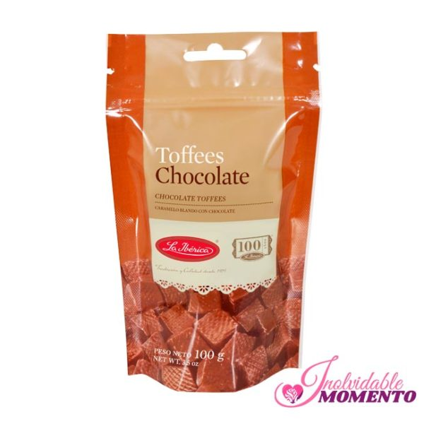 Comprar Regalo Toffees Chocolate 150G