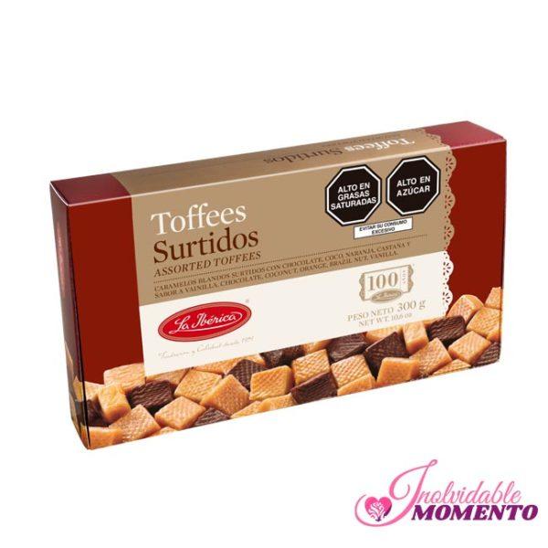 Comprar Regalo Toffees Surtidos 300G