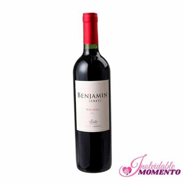 Comprar Regalo Vino BENJAMIN Malbec