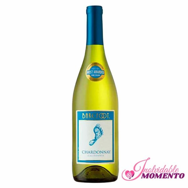 Comprar Regalo Vino BAREFOOT Chardonnay