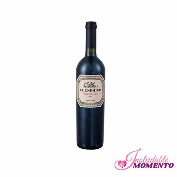 Comprar Regalo Vino EL ENEMIGO Cabernet Franc