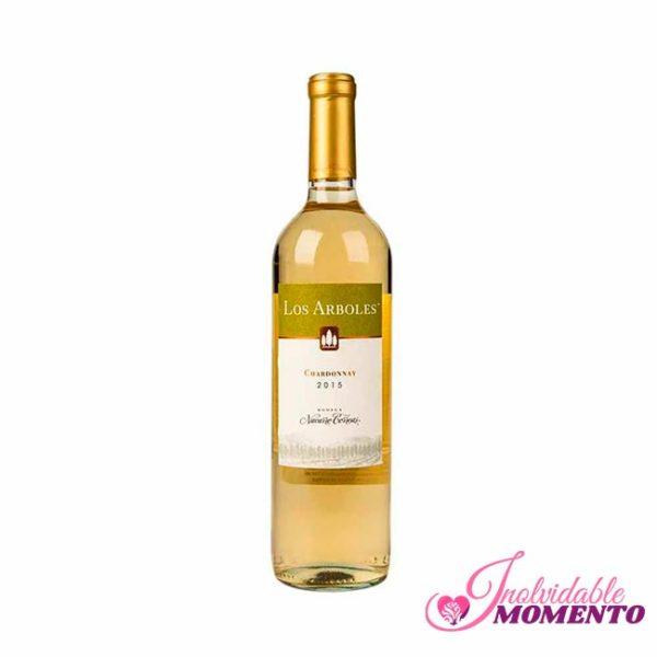 Comprar Regalo Vino LOS ÁRBOLES Chardonnay
