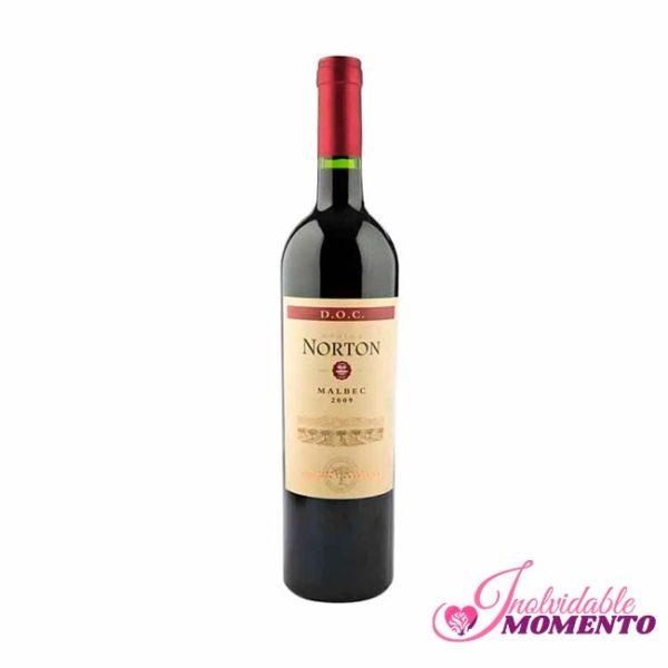 Comprar Regalo Vino NORTON Malbec
